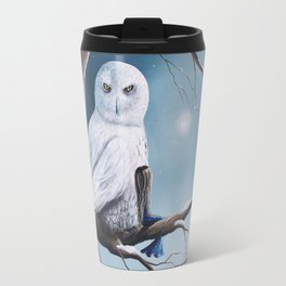As Day Fades Into Night Travel Mug