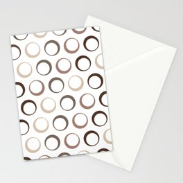 70ies BALLS DSIGN BY SUBGRL Stationery Cards