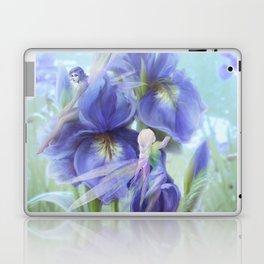 Imagine - Fantasy iris fairies Laptop & iPad Skin