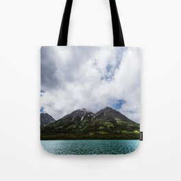Beautiful Day Landscape Photography Alberta Tote Bag