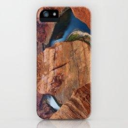 beneath your feet iPhone Case