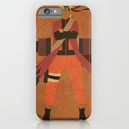 Sage Naruto iPhone Case