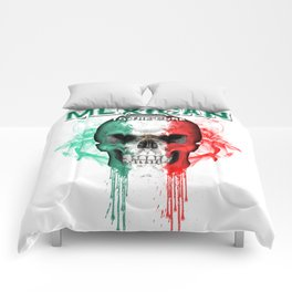 To The Core Collection: Mexico Comforters