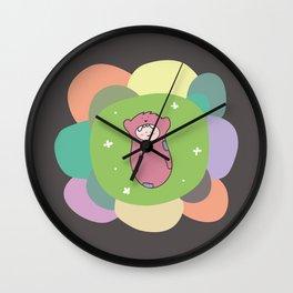 Babe Wall Clock