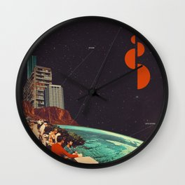 Hopes And Dreams Wall Clock