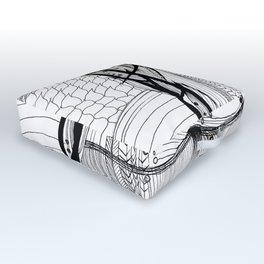 Valley Torch Outdoor Floor Cushion