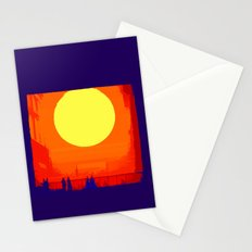 Nothing is new under the sun Stationery Cards