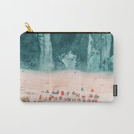 Beach sky view Carry-All Pouch