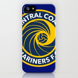 Central Coast Mariners iPhone Case