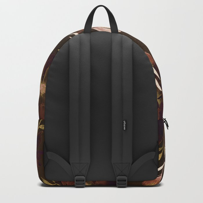 Autumn Night Meadow Backpack