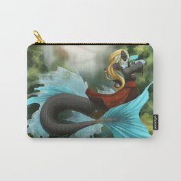 Sci-Fi Mermaid Carry-All Pouch