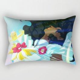 Magical Girl Awaken Rectangular Pillow
