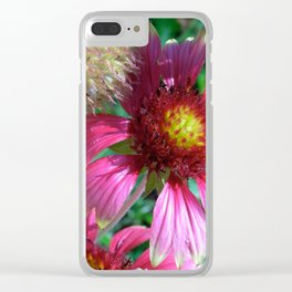 He Loves Me, He Loves Me Not, Make a Wish Clear iPhone Case