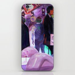 Hand Jive iPhone Skin
