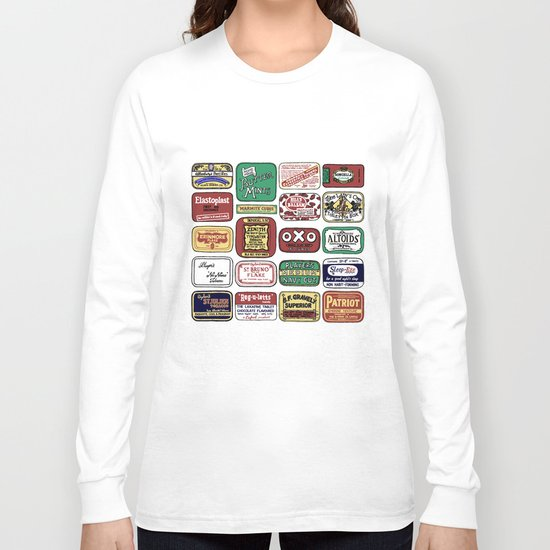 Tins Long Sleeve T-shirt