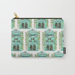 The Grotto – Mint Palette Carry-All Pouch