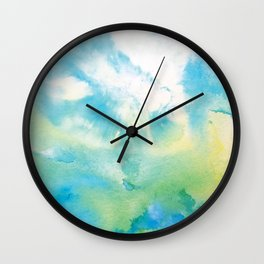 Atmosphere Wall Clock