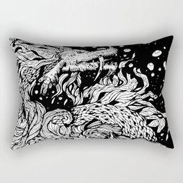 Dragon Rectangular Pillow
