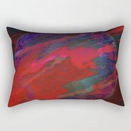 Atmospheric Disturbance - World 22-01-17 Rectangular Pillow