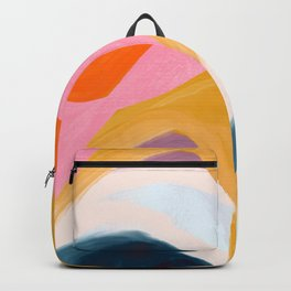 Let Go - no.36 Shapes and Layers Backpack