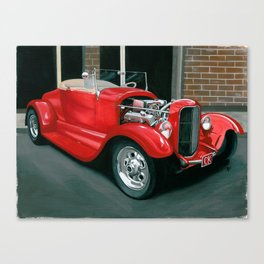 26 Ford Canvas Print