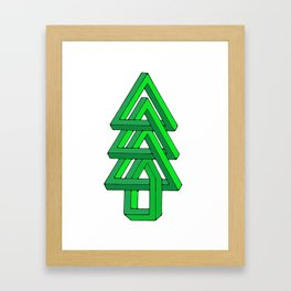 Impossibletree Framed Art Print