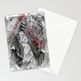 Santa Muerta Stationery Cards
