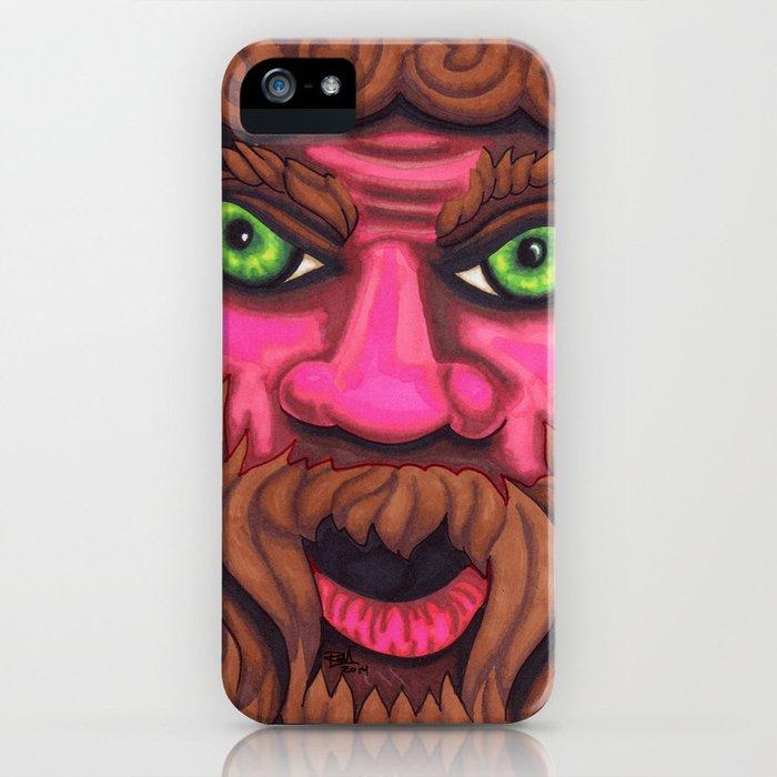 Forrest Grump - Mazuir Ross iPhone Case