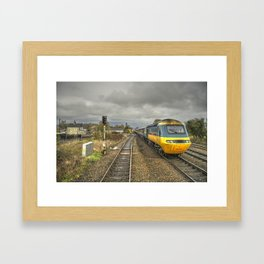 Kenny G @ Yatton Framed Art Print