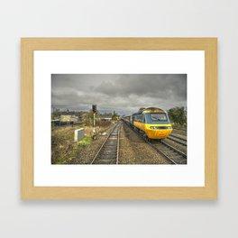 Kenny G @ Yatton Framed Art Print