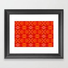 Flambe Framed Art Print