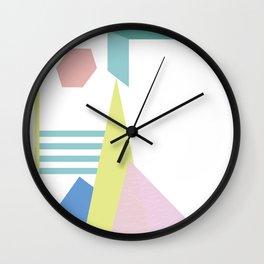 Hotel Mayfair 3 Wall Clock