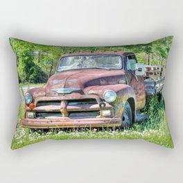 1954 Chevy 6400 Rectangular Pillow