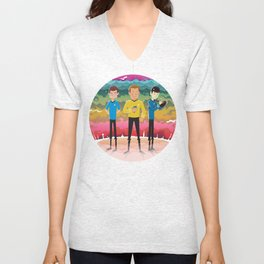 Strange New Worlds Unisex V-Neck