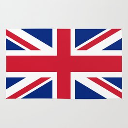 UK Flag, High Quality Authentic 3:5 Scale Rug