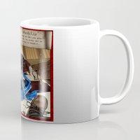 cinderella Mugs featuring Cinderella  by Jeanine Henning