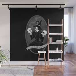 Libra Witchy Zodiac Wall Mural