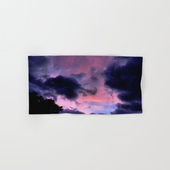 Cloud Invasion Hand & Bath Towel
