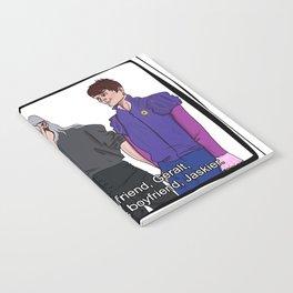 My Boyfriend's boyfriend Notebook