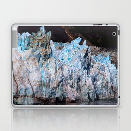 Blue Jeweled Glacier Laptop & iPad Skin