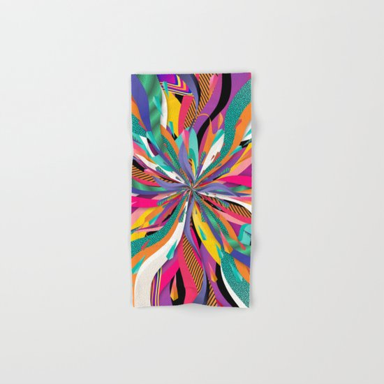 Pop Tunnel Hand & Bath Towel