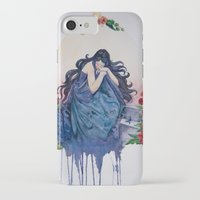 scorpio iPhone & iPod Cases featuring Scorpio by BlindEyeArtist
