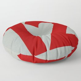 It's just Lucky to me. Floor Pillow