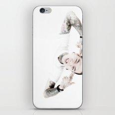 vanishing act! iPhone & iPod Skin