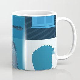 Doctor Who Coffee Mug