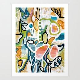 Thrive Art Print