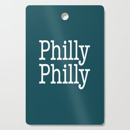 Philly Philly Cutting Board