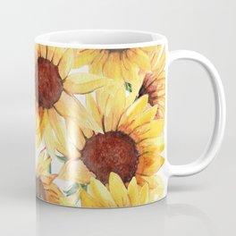 Sunflowers Bloom  Coffee Mug