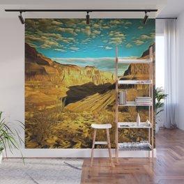 Majestic Ravine Wall Mural