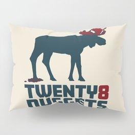 Moose Nuggets Pillow Sham